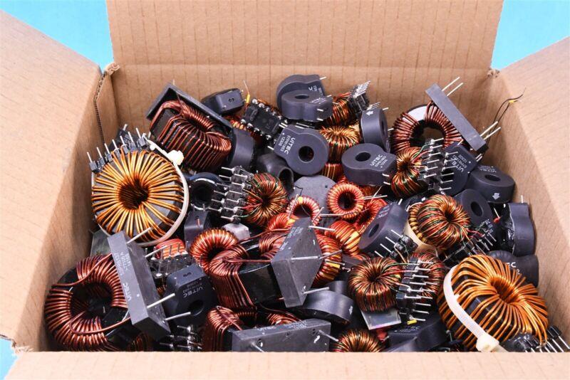 Wholesale Lot Vitec Toroid Inductor High Power & Current Sensing Inductors