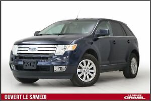 2010 Ford Edge LIMITED  AWD  CUIR  DÉMARREUR DISTANCE