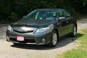 2010 Toyota Camry Hybrid NAVI | Back-Up Camera | Sunroof