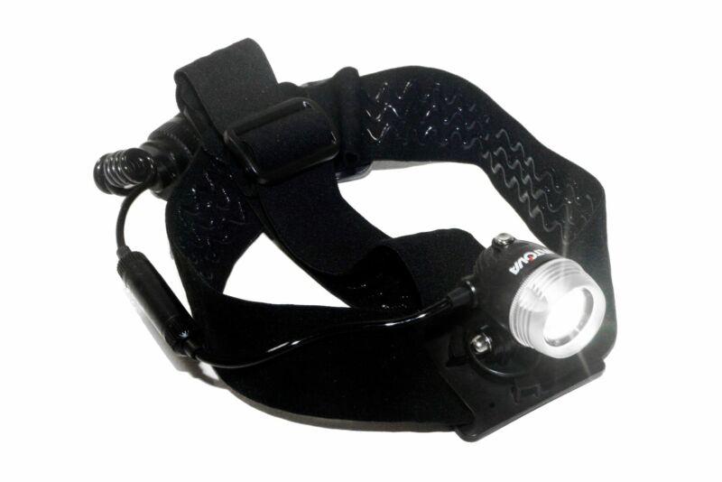 Tovatec Video Light - Zoom Head Lamp