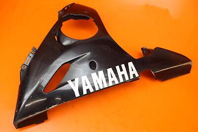 03-04 YAMAHA YZF R6 06-09 R6S OEM PLASTIC LEFT LOWER BOTTOM BELLY SIDE FAIRING