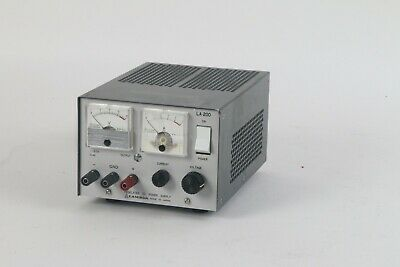 Lambda La-200 Regulated Dc Power Supply