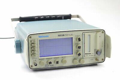 Tektronix 1503b Metallic Tdr Cable Tester