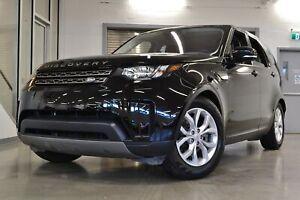2017 Land Rover Discovery SE *Bas KMs + Camera de recul*