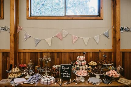 The Little Things Count - Rustic Party Accessory Hire