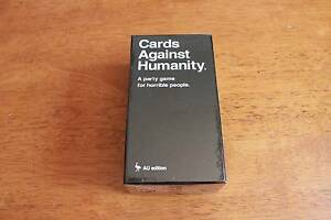 Cards Against Humanity =AU Edition, Expansions & Packs= Yokine Stirling Area Preview