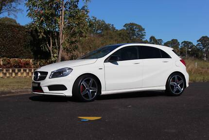 2013 Mercedes-Benz A250 Sport upgraded to Full AMG Package Lismore 2480 Lismore Area Preview