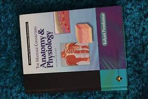The Massage Connection Anatomy and Physiology second edition Nuriootpa Barossa Area Preview