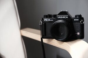 Yashica FX-3 2000 with 50mm F1.9
