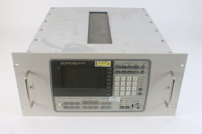 HP Hewlett Packard / Agilent / Keysight 3561A Dynamic Signal Analyzer
