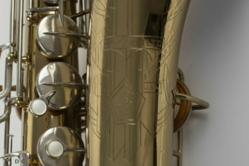 1957 Conn 10M Tenor Saxophone, Just Serviced