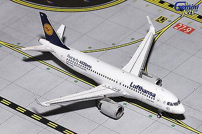 Gemini Jets Lufthansa Airbus A320neo Gjdlh1610 1 400 Reg  D Ainc  New