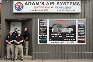FURNACES $1800 / FURNACE TUNEUP $79 / SERVICE CALL $85