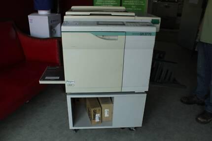 Risograph GR3770 printer