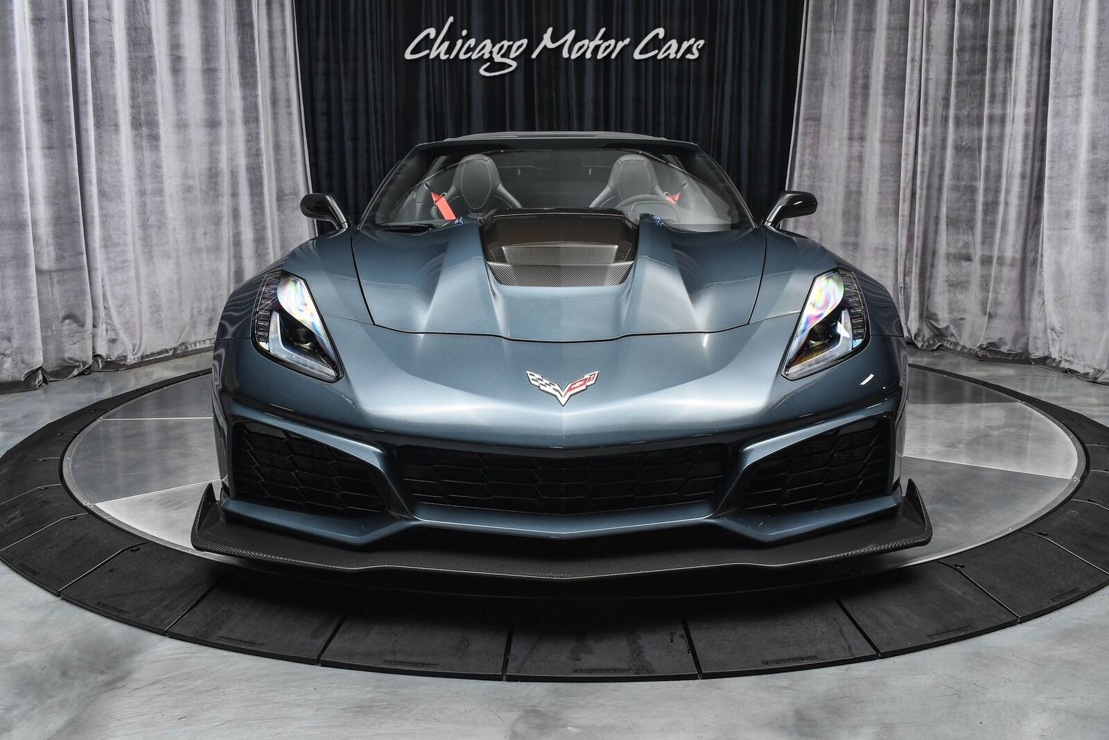 2019 Gray Chevrolet Corvette ZR1  | C7 Corvette Photo 7