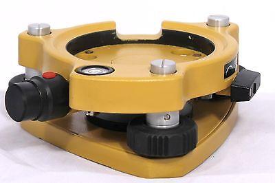 Laser Tribrach for Total Stations, GPS, Topcon, Sokkia, Trimbl, Leica, Nikon