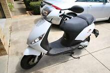 Piaggio Zip 2t 50cc 2012 White great condition Munster Cockburn Area Preview