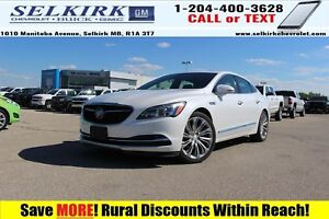 2017 Buick LaCrosse Premium *LOADED, SAVE THOUSANDS*