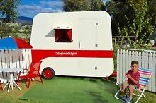 Cubbyhouse Camper Cygnet Huon Valley Preview