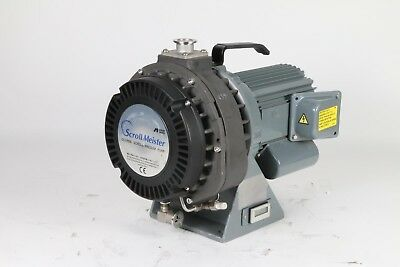 Anest Iwata Scroll Meister Isp-250b Oil Free Scroll Vacuum Pump