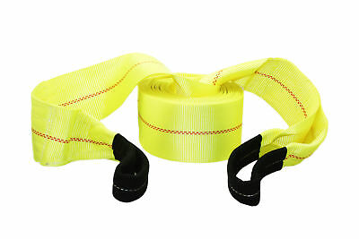 "ABN Tow Rope Strap 30 Feet' x 4"" Inch, 20,000 Pound Heavy Duty Towing Nylon"