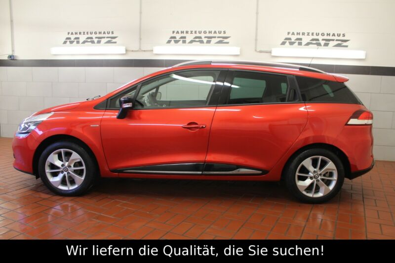 Renault Clio Grandtour Limited ENERGY TCe 90 *Navi*AHK