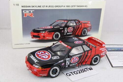 AUTOart Nissan Skyline GT-R R32 Group A #1 93 1:18 89378