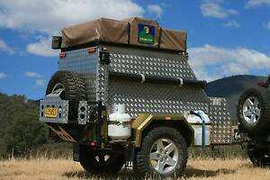 Jeep Custom Camper Jerrabomberra Queanbeyan Area Preview