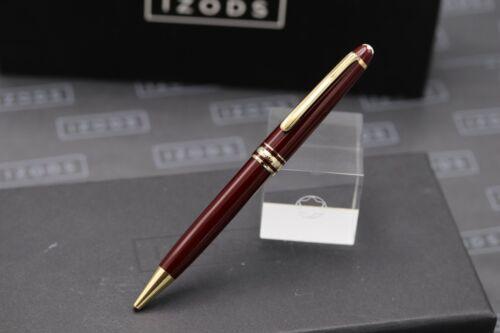 Montblanc Meisterstuck 164 Classique Bordeaux Ballpoint Pen 1