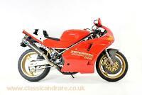 Ducati 888 SP5 with low miles 45/500