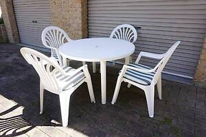 Table & Chairs as pictured Normanhurst Hornsby Area Preview