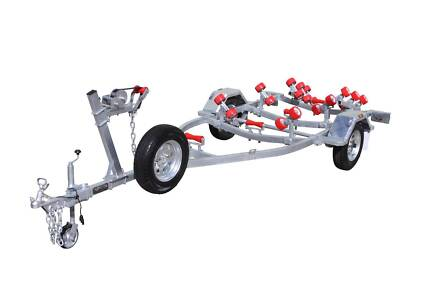 5mt Boat Trailer - Heavy Duty - Galvanised