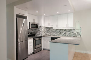 Renovated 1 Bed 2 Bath - Westmount - pool, gym, doorman - 3 1/2