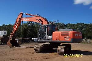 Hitachi ZX240-3 excavator Colac Colac-Otway Area Preview