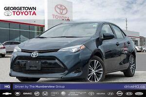 2018 Toyota Corolla LE|BACK UP CAM|SUNROOF|HEATED SEATS|A/C