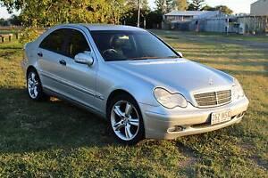 2003 Mercedes-Benz C180 Sedan West Rockhampton Rockhampton City Preview