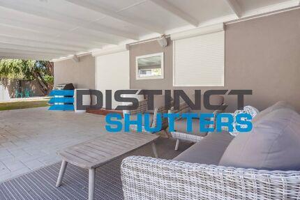 Distinct Shutters - Perth Roller shutter installs and repairs.