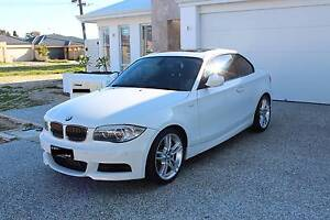 2013 BMW 135i M-Sport Coupe in Alpine White (Lowest KM in WA!) Innaloo Stirling Area Preview