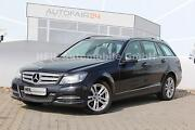Mercedes-Benz C 250 T CDI BE *Intel. Light System*Leder*AHK*4M