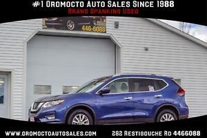 2019 Nissan Rogue SV HEATED SEATS,REMOTE START,BLIND SPOT IND...