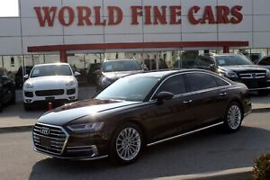 2019 Audi A8 L 55 | Accident Free *One-Owner*