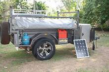 Trackabout camper trailer Darwin CBD Darwin City Preview
