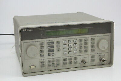 Hp 8647a Synthesized Signal Generator 250 Khz-1000 Mhz H03 4