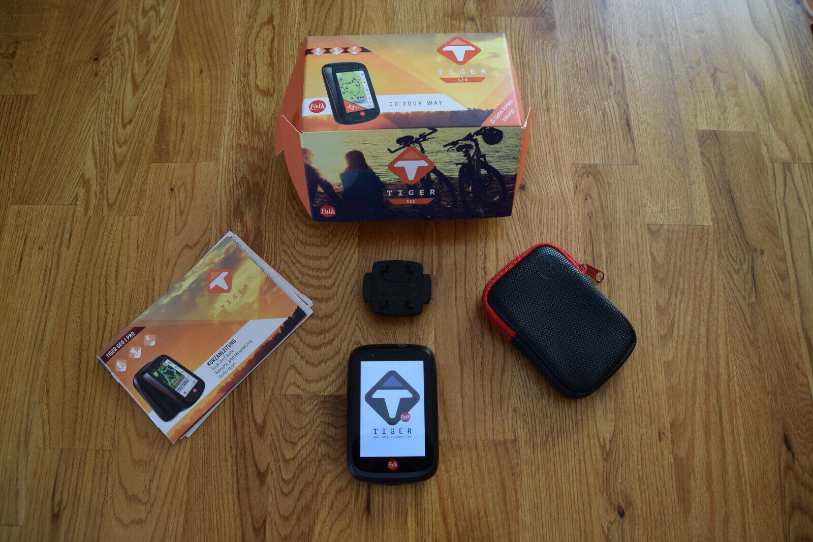 Falk Tiger Geo Outdoornavigationsgerät mit GPS