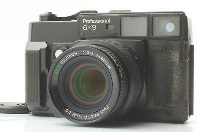 [Exc+5] FUJICA Fuji Fujifilm GW690 Pro 6x9 w/EBC Fujinon F/3.5 From JAPAN