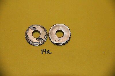 Leibinger Letterpress Numbering Machine Even Odd Wheels 13579 02468