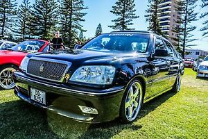 2001 jzs171 Toyota crown athlete v Adelaide CBD Adelaide City Preview