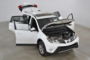 2015 Toyota RAV4 XLE 4WD Mags*Toit*Camera Recul*Sieges Chauffant