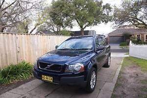Volvo XC90 Luxury Twin Turbo Melbourne CBD Melbourne City Preview