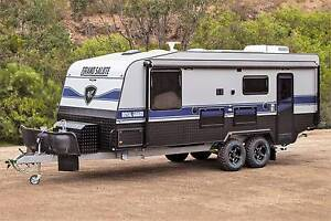 New Caravan - Grand Salute Royal Guard - 22' Off Road caravan Somerton Hume Area Preview